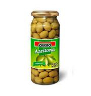 Azeitonas Verdes Quero 200g Pote De Vidro