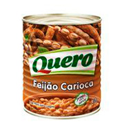 Feijão Carioca Quero Lata 300g