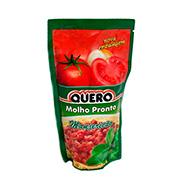 Molho De Tomate Quero ManjericÃo 340g Sache