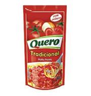 Molho de Tomate Quero Tradicional Sachê 340 g