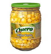 Milho Verde Quero Vidro 200g