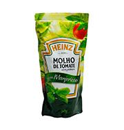 Molho Pronto Heinz  Manjericao 340g Sache
