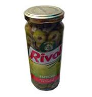 Azeitonas Verdes Sem Caroço Rivoli 160g
