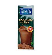 Suco Shefa De Soja Com Chocolate 1l Caixa