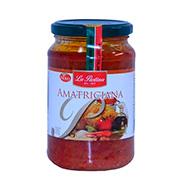 Molho De Tomate La Pastina Amatriciana 320g P
