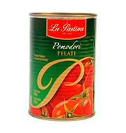 Tomate Pelado La Pastina Pomodori Pelati 400g