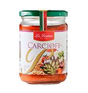 Molho De Tomate Carciofi La Pastina 320g Pote