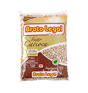 Feijao Carioca Broto Legal 1kg Pacote