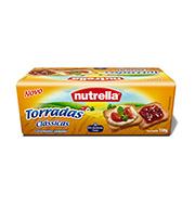 Torrada Nutrella Classica 150g Pacote