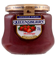 Geléia De Morango Queensberry