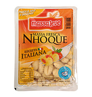 Nhoque Massaleve Receita Italiana 500g