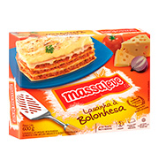 Lasanha Massaleve Bolonhesa 600g Caixa