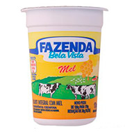 Iogurte Natural Com Mel Bela Vista