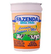 Iogurte Natural Com Laranja Cenoura e Mel Bela Vista