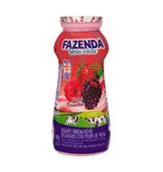 Iogurte Fazenda Bela Vista  Frutas Vermelhas