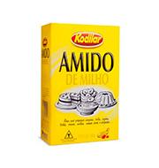 Amido De Milho Kodilar 500g Caixa