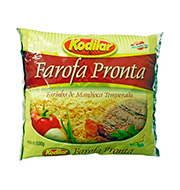 Farofa Pronta Kodilar 500g Pacote
