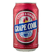 Chopp & Vinho Grape Cool Lata 350ml