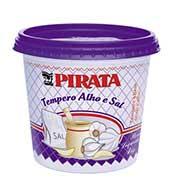 Tempero Pirata Alho E Sal 1kg