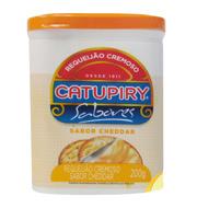 Requeijão Catupiry Sabores Cremoso Cheddar 20
