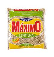 Lentilha Maximo 500g Pacote