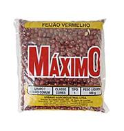 Feijao Vermelho Maximo Tp1 500g Pacote