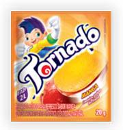 Suco em pó Tornado Arisco Manga 20g