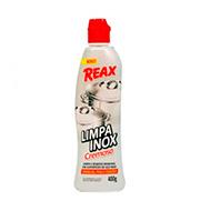 Limpador Reax Inox Cremoso 400g