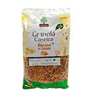 Granola Caseira MÃe Terra Banana/cacau 1kg