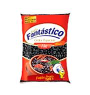 FeijÃo Preto FantÁstico T1 1kg Pacote