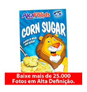 Cereal Alcafoods Corn Sugar 300g