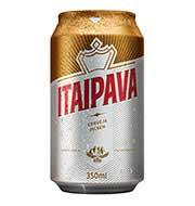 Cerveja Itaipava Pilsen Lata 350ml