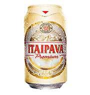 Cerveja Itaipava Premium Sleek 350ml