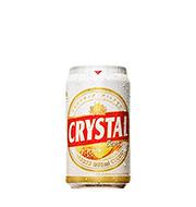 Cerveja Crystal Pilsen 350ml Lata
