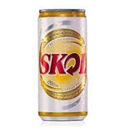 Cerveja Crystal 269ml Lata
