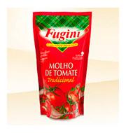 Molho De Tomate Tradiconal Fugini Sachê 340 G