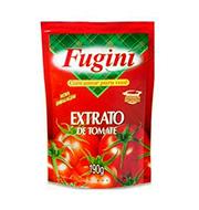 Molho De Tomate Fugini Extrato Sachê 190 G
