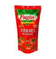 Molho De Tomate Fugini Extrato Sachê 350 G