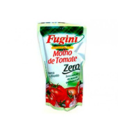 Molho De Tomate Fugini Zero Sachê 340 G