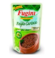 Feijão Carioca Fugini Temperado Sachê 250g