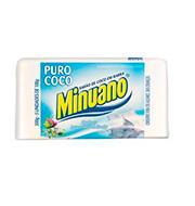 Sabão Em Barra Coco Minuano 500gr