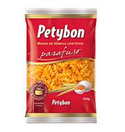 Macarrão Parafuso Petybon Com Ovos 500 g