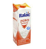 Leite Longa Vida Zero Lactose Italac 1L