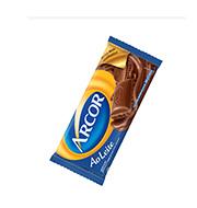 Barra De Chocolate Ao Leite Arcor 160g