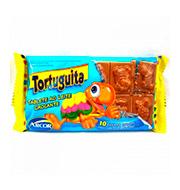 Chococlate Arcor Tortuguita Ao Leite Crocante