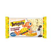 Barra De Chocolate Arcor Tortuguita Cookies 1