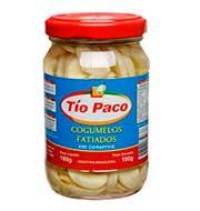 Cogumelos Tío Paco Fatiados 100g