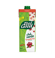 Chá Verde Feel Good Cranberry 1l