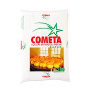 Açúcar Cometa Refinado Pacote 1 Kg