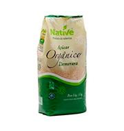 Açúcar Native Demerara Orgânico Pacote 1 Kg